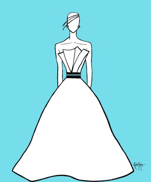 Dress Sketch #1