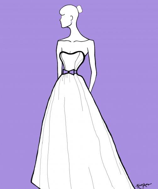 Dress Sketch #2